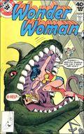 Wonder Woman (1942 1st Series Whitman) 257