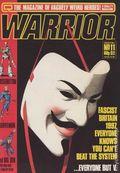 Warrior (1982 Quality) UK 11