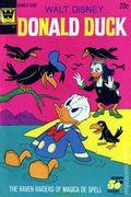 Donald Duck (1972) Whitman Variants 153