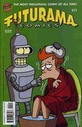 Futurama Comics (2000 Bongo) 11