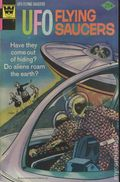 UFO Flying Saucers (1968 Whitman) 7