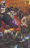 Transformers Generation 1 (2002) 1RISIGNED