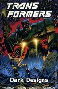 Transformers Dark Designs HC (2002 Titan) 1-1ST