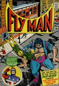 Adventures of the Fly (1959 Archie) 34