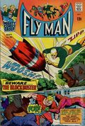 Adventures of the Fly (1959 Archie) 39