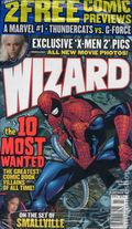 Wizard the Comics Magazine (1991) 138AP