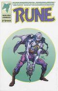 Rune Wrath Ashcan Flipbook (1994) 1A
