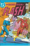 Secret Origin of Flash Mini Comic 1