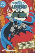 Untold Legend of the Batman (1986) MPI Audio Edition 3N
