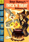 Dell Giant Bugs Bunny's Trick 'N' Treat Halloween Fun (1955) 3