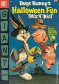Dell Giant Bugs Bunny's Trick 'N' Treat Halloween Fun (1955-1956 Dell) 4