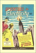 Adventures in Electricity (1946) General Electric giveaway 3