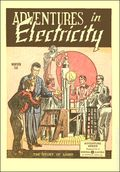 Adventures in Electricity (1946) General Electric giveaway 6