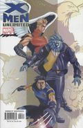 X-Men Unlimited (1993 1st Series) 44A