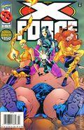 X-Force (1991 1st Series) 52N