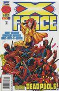 X-Force (1991 1st Series) 56N