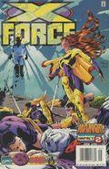 X-Force (1991 1st Series) 58N