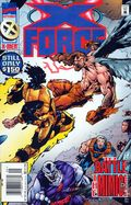 X-Force (1991 1st Series) 46N