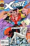 X-Force (1991 1st Series) 42N