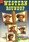 Dell Giant Western Roundup (1952) 4