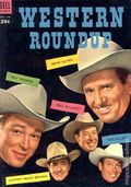 Dell Giant Western Roundup (1952) 6