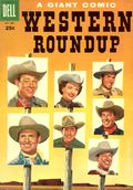 Dell Giant Western Roundup (1952) 12