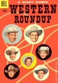 Dell Giant Western Roundup (1952) 13
