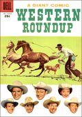 Dell Giant Western Roundup (1952) 17