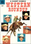 Dell Giant Western Roundup (1952) 18