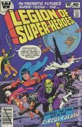 Legion of Super-Heroes (1980 2nd Series) Whitman Edition 261