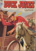 Buck Jones (1951 Dell) 7