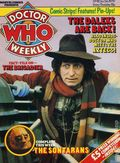Doctor Who Magazine (1979-Present Marvel UK) 8