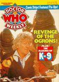 Doctor Who Magazine (1979-Present Marvel UK) 14