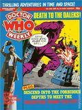 Doctor Who Magazine (1979-Present Marvel UK) 34
