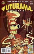 Futurama Comics (2000 Bongo) 13