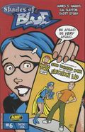 Shades of Blue (1999 Amp Comics) 6