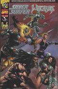 Devil's Reign (1997) 1/2 Silver Surfer Witchblade 1B