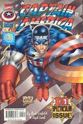 Captain America (1996 2nd Series) 1BWIZARD
