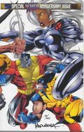 Uncanny X-Men (1963 1st Series) 325DFSIGNEDA