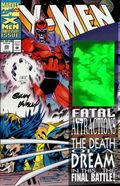 X-Men (1991 1st Series) 25A.DF.SIGNED.A