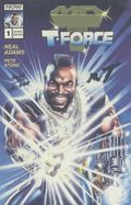 Mr. T and the T-Force (1993) 1ADVCOMICGOLD