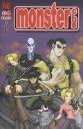 Monster Club (2002 1st Series) 4B