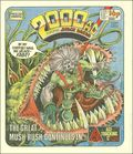 2000 AD (1977 IPC/Fleetway/Rebellion) UK 255