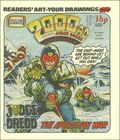 2000 AD (1977 IPC/Fleetway/Rebellion) UK 256