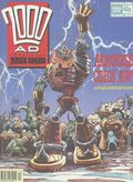 2000 AD (1977 IPC/Fleetway/Rebellion) UK 672