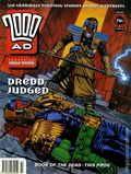 2000 AD (1977 IPC/Fleetway/Rebellion) UK 862