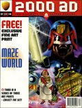 2000 AD (1977 IPC/Fleetway) UK 1017A