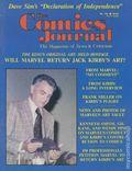 Comics Journal (1977) 105