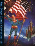 San Diego Comic Convention Program SC (1970-1996 Comic Con International) 1988-1ST