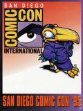 San Diego Comic Convention Program SC (1970-1996 Comic Con International) 1995-1ST